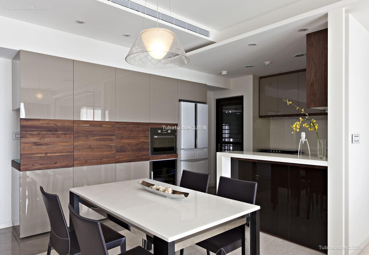 家居现代风格餐厅设计