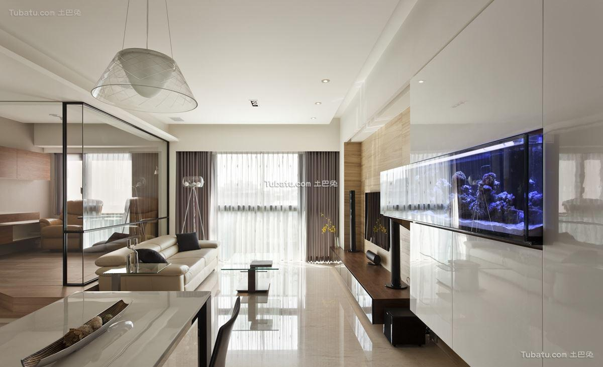 家居现代风格二居设计