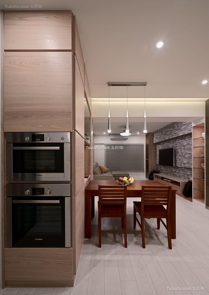 中式家居风餐厅设计