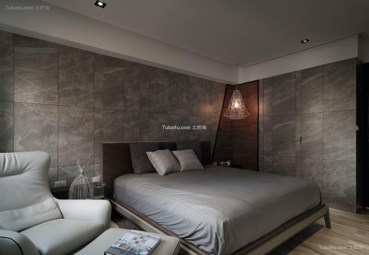 现代时尚典雅卧室设计