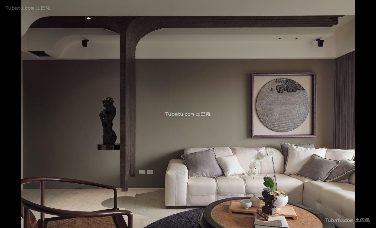 简约典雅格调客厅设计