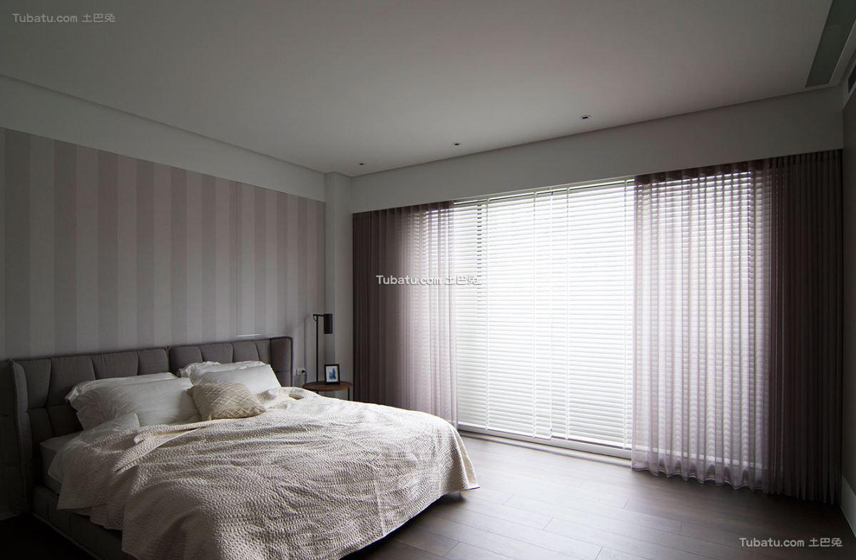 现代典雅风情卧室设计