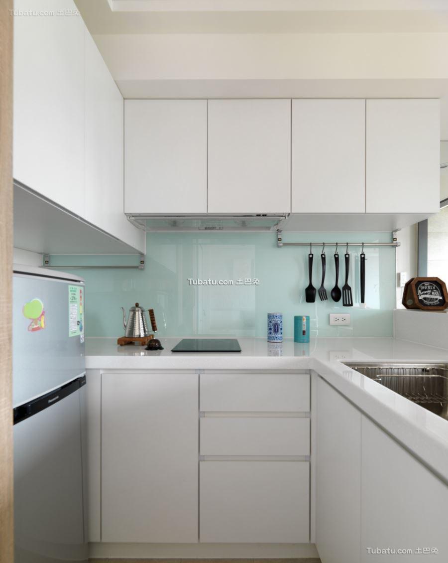 北欧家装风厨房设计