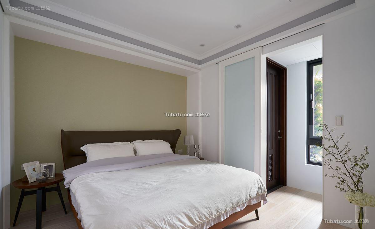 新古典家装风卧室设计