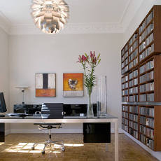 古韵家装格调书房设计