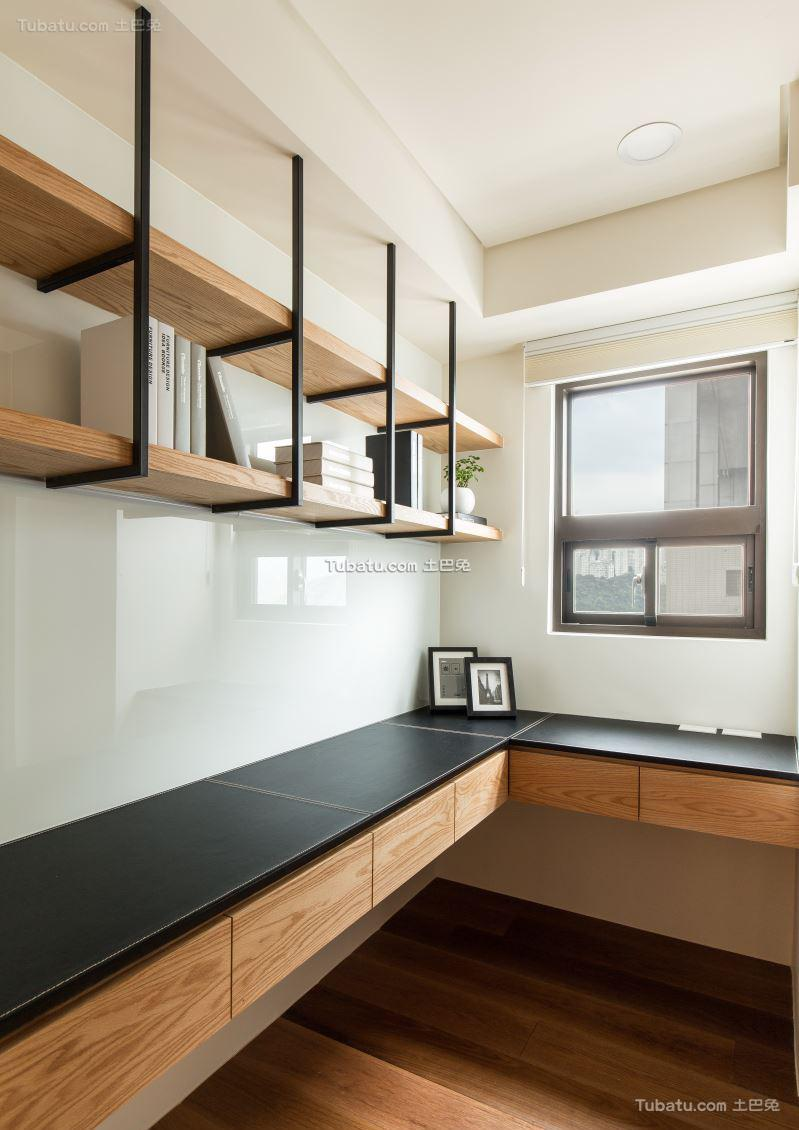 现代风居家书房设计