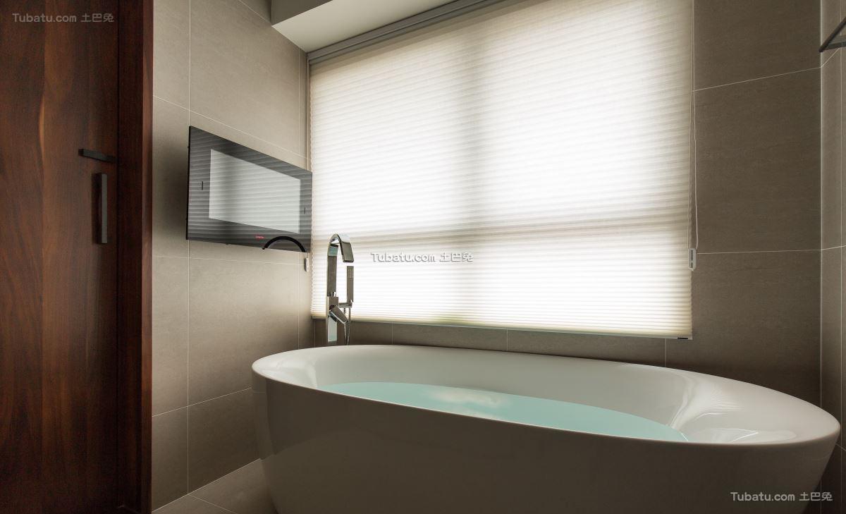 现代风居家卫浴设计