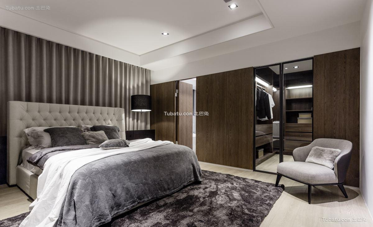 居家现代风格卧室装修