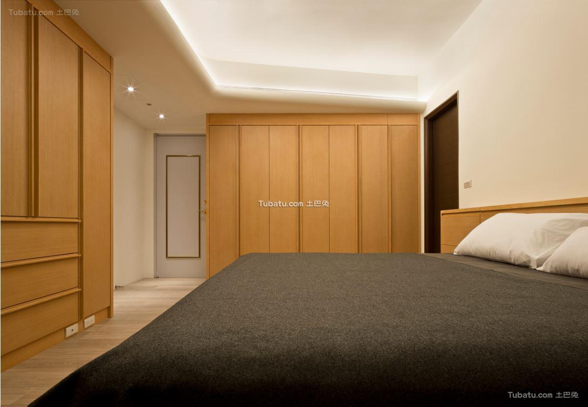 北欧家居风卧室装修
