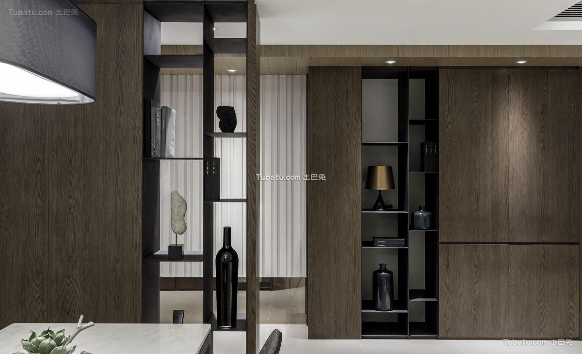 居家现代风格隔断设计