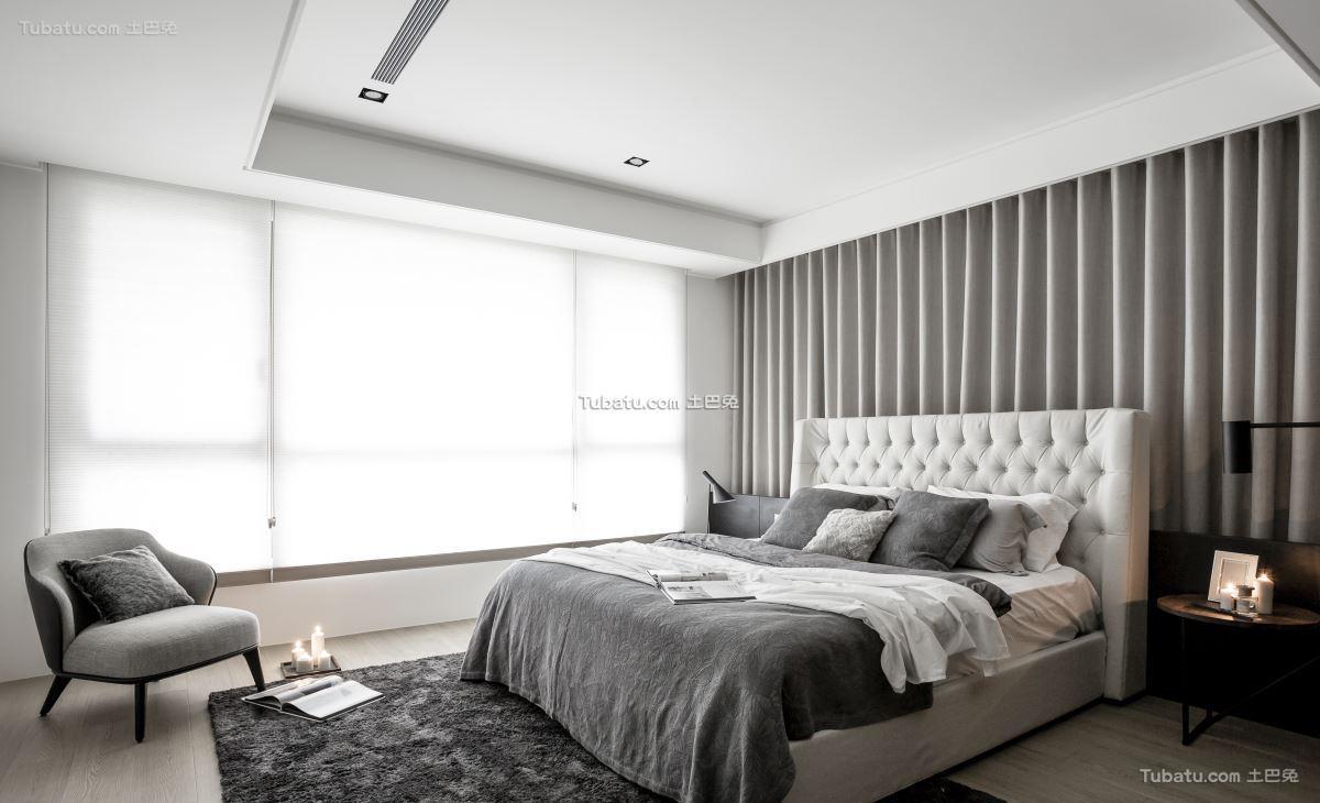 居家现代风格卧室设计