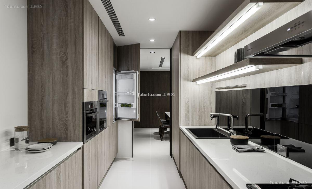居家现代风格厨房设计