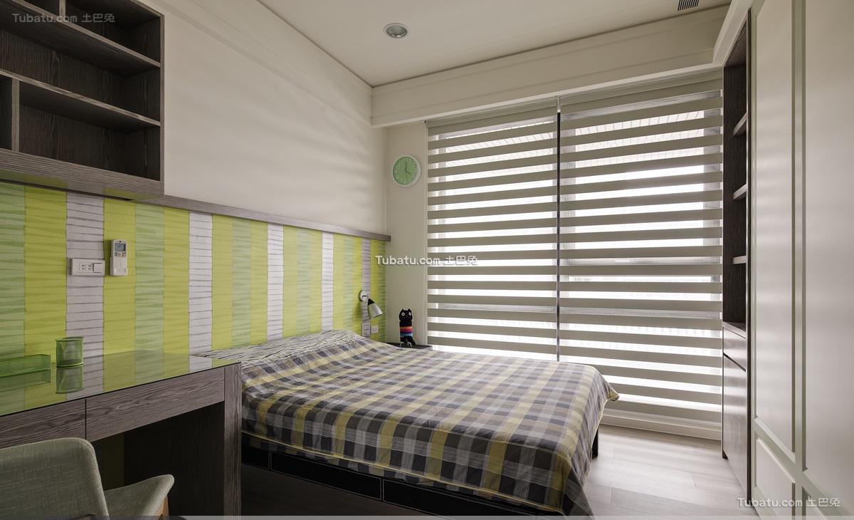 新古典家装典雅卧室装修图