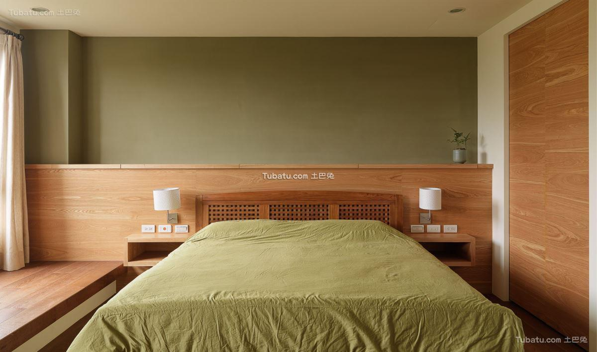 混搭时尚家居卧室设计