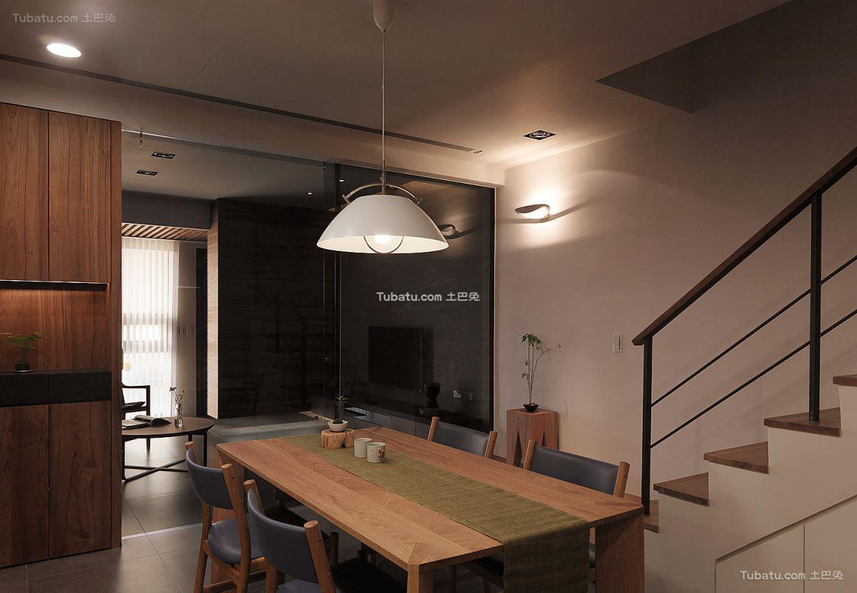 现代风家装格调餐厅装修