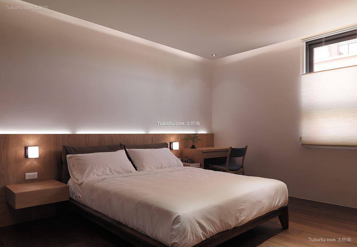 现代风家装格调卧室装修