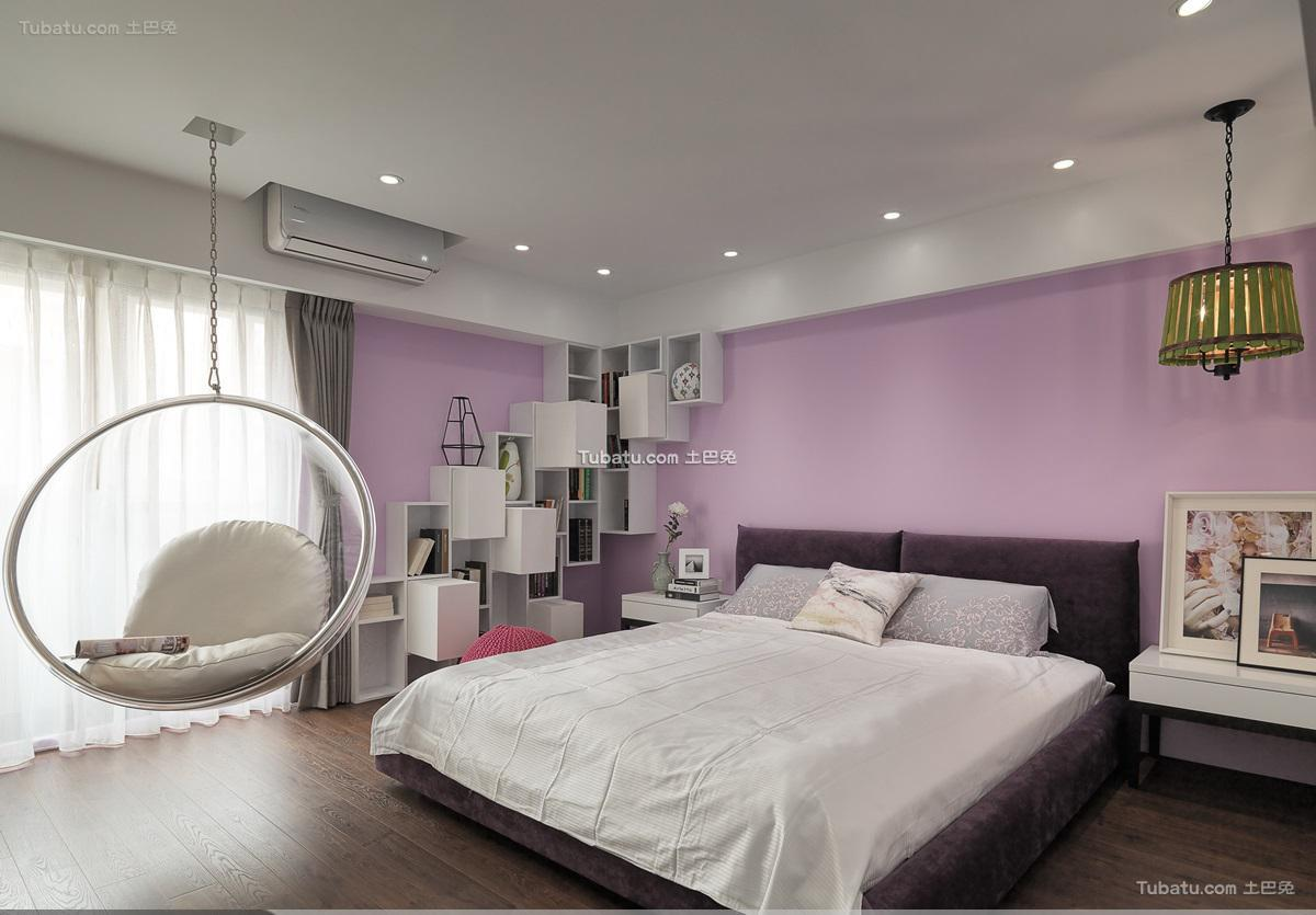 现代典雅家装卧室设计