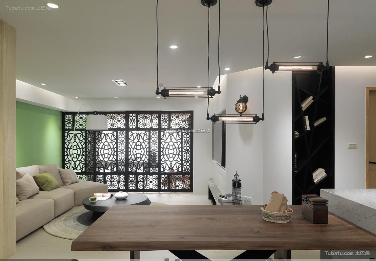 现代典雅家装吊顶设计