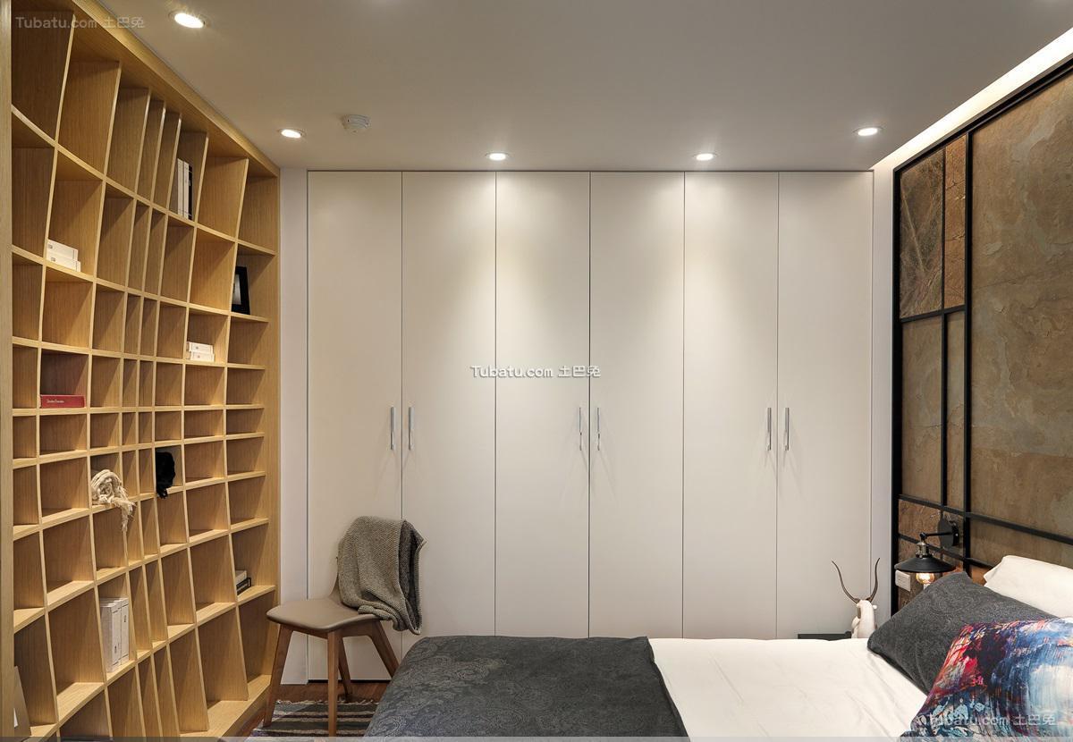 现代典雅家装衣柜设计