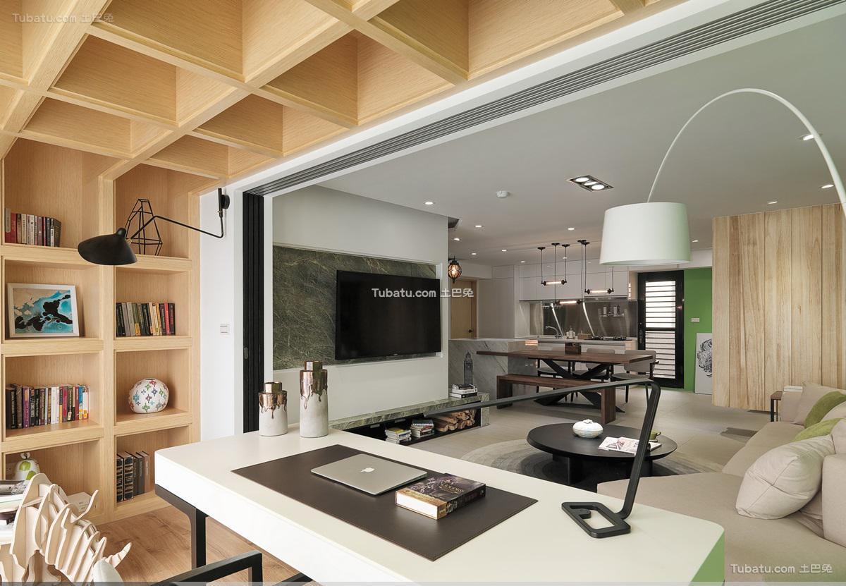 现代典雅家装公寓设计