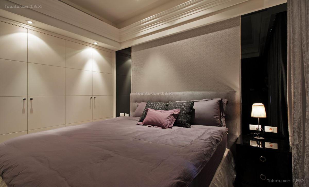 新古典家居风卧室装修