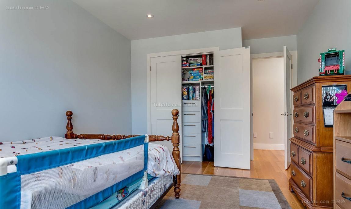 美式卧室装修细节效果图