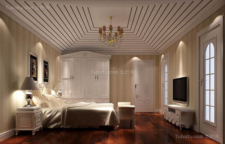 个性温馨卧室设计装修