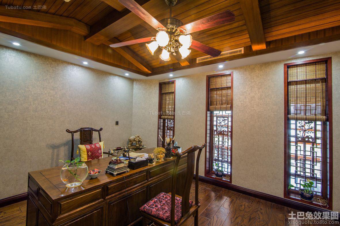 东南亚地域特色精美吊顶设计图片