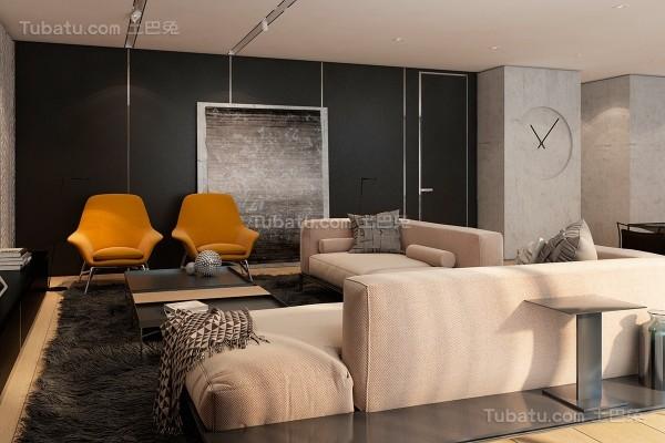简约格调客厅设计效果图