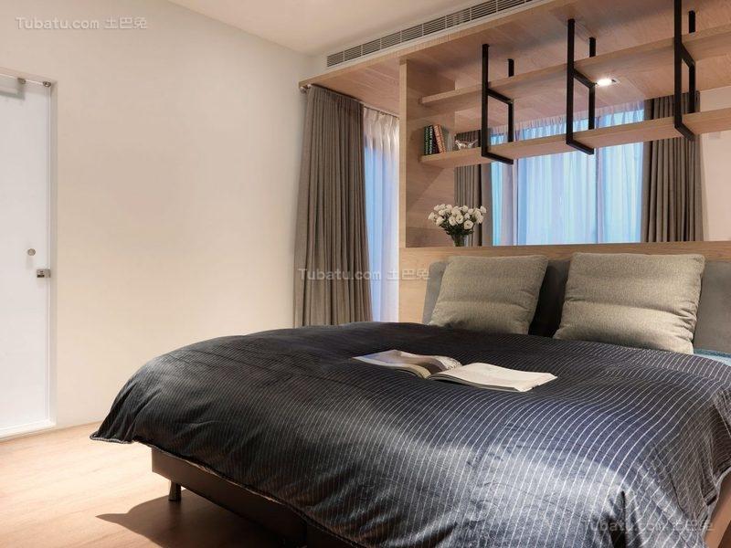 简约温馨卧室装修效果图