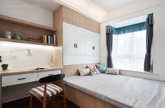 迷人宜家卧室装修效果图