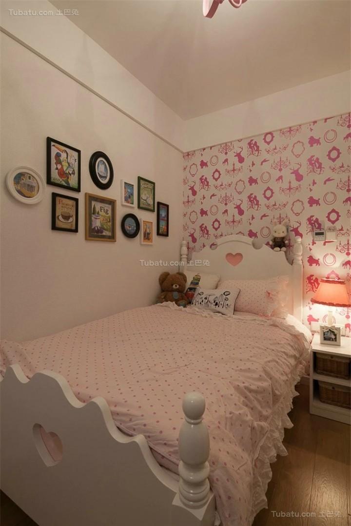 温馨惬意儿童房装修效果图