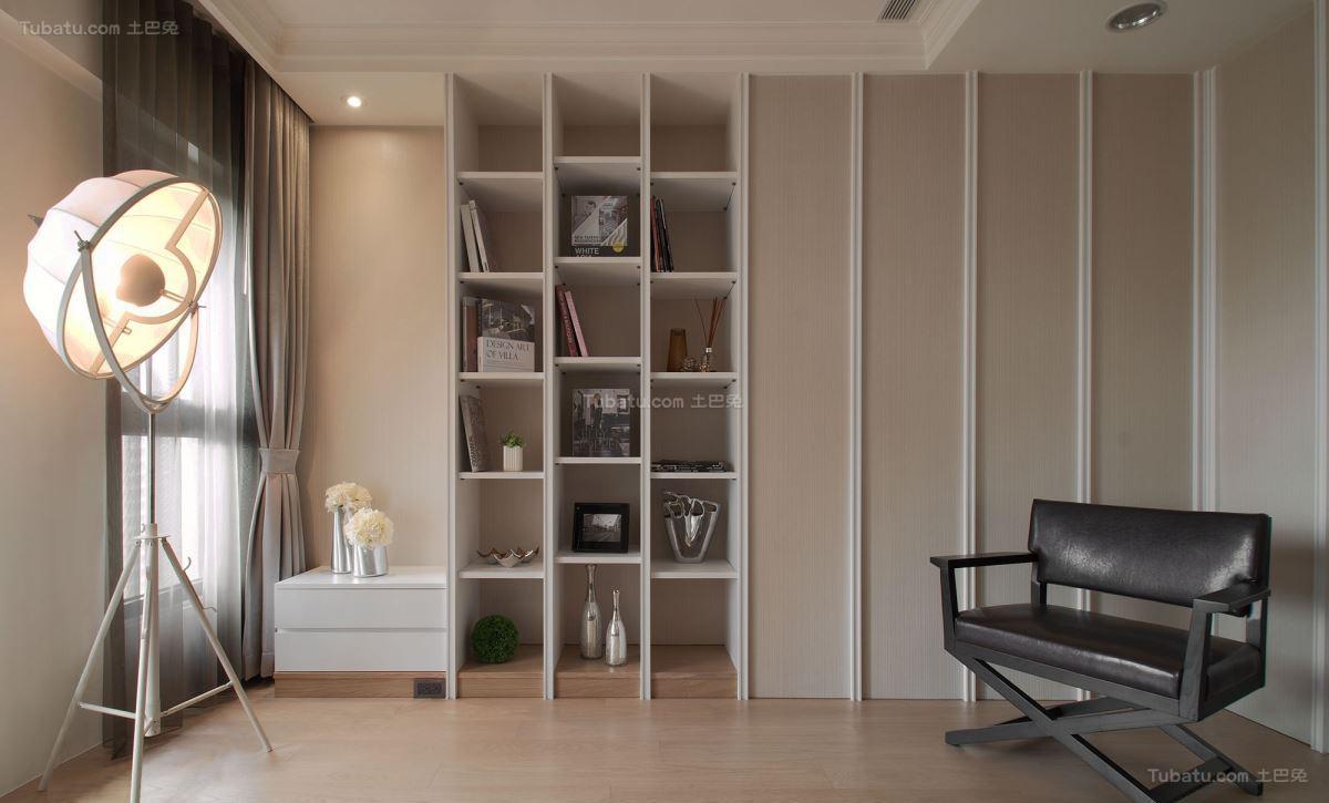 典雅浪漫的新古典风格三居室装修效果图