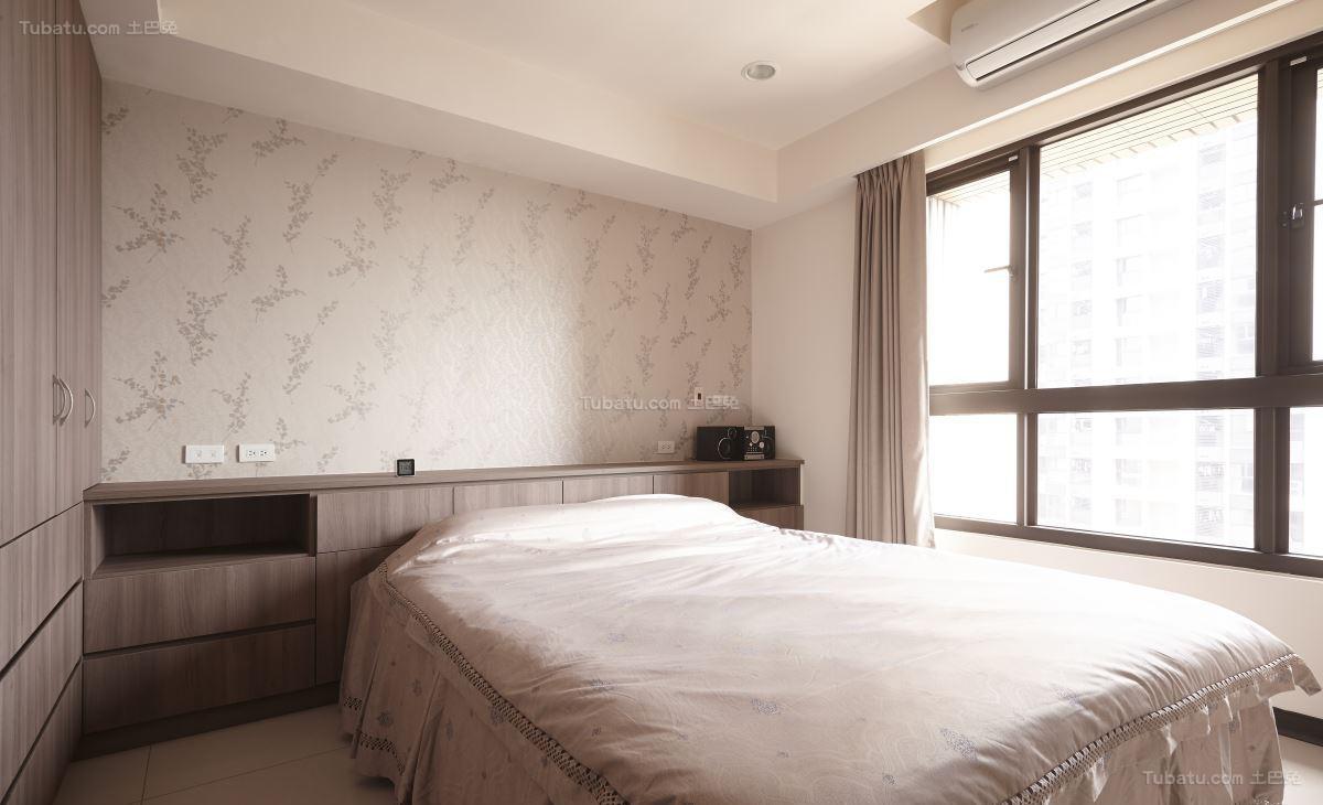 时尚潮流现代风格卧室装修效果图