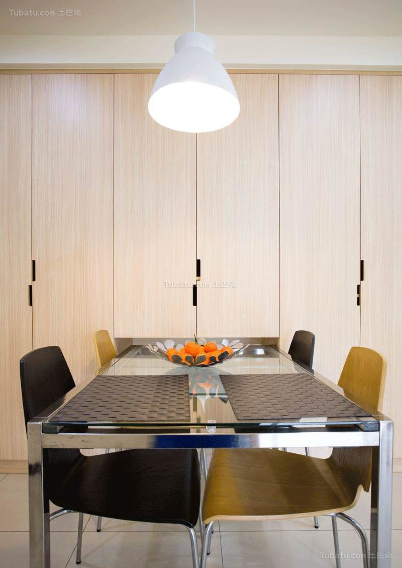 新鲜感十足的现代风格餐厅装修效果图