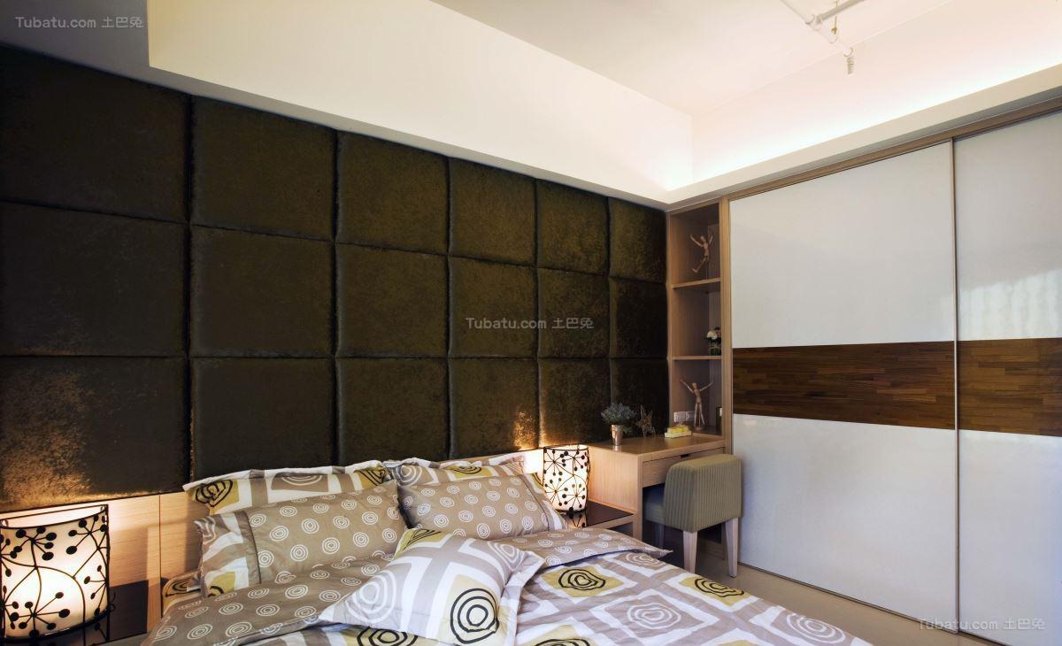 现代风品质享受卧室图片