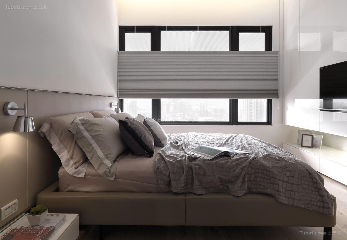 创意现代风格卧室装修效果图