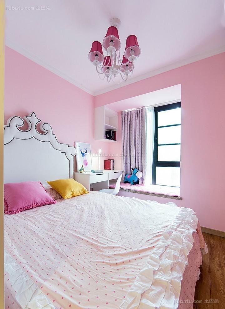 雅致现代化三居室装修效果图