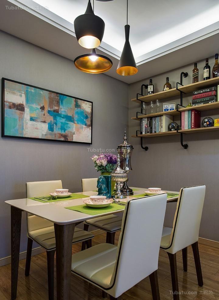 雅致现代化餐厅装修效果图