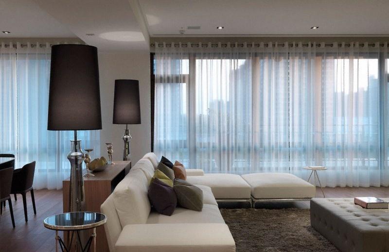 格调田园风格单身公寓图片