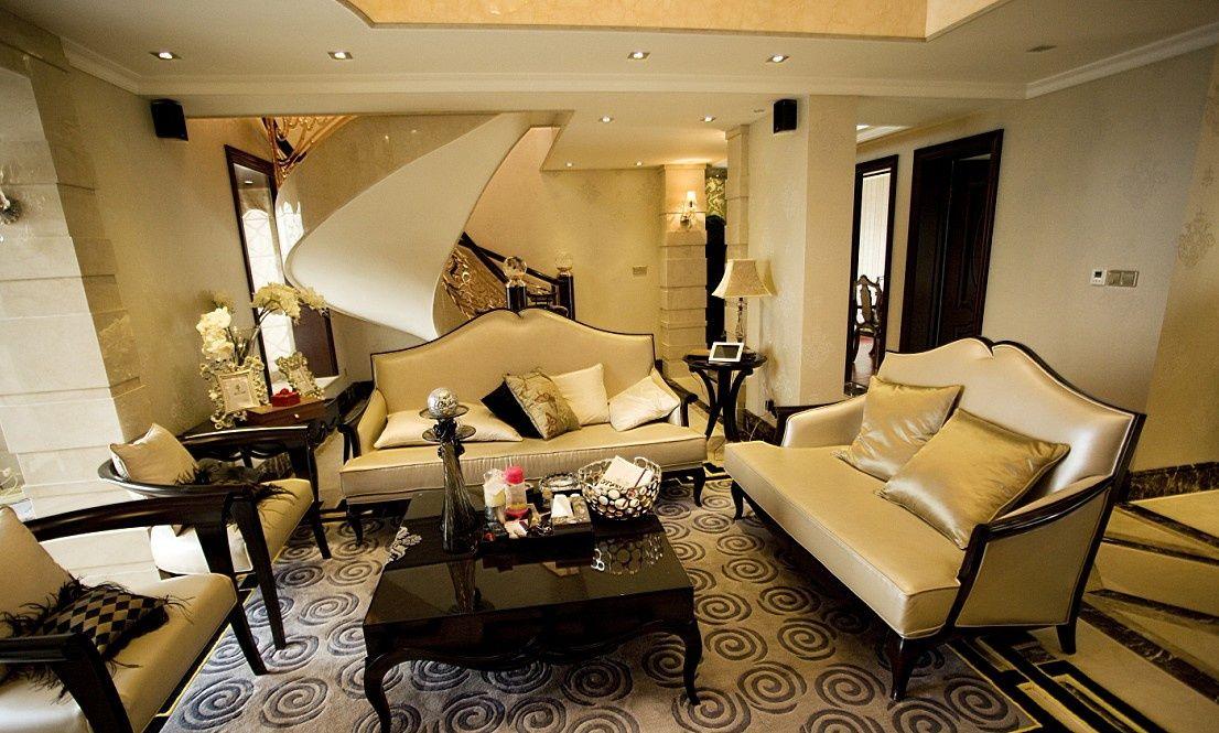 温馨田园风格单身公寓图片