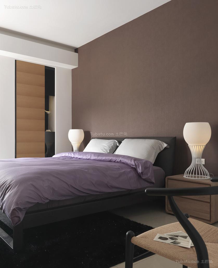 现代化舒适的卧室装修效果图