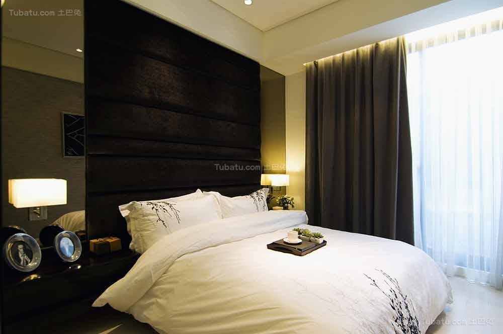 时髦家居现代化卧室装修效果图