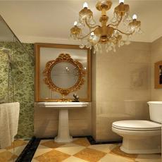 时尚现代的卫浴装修