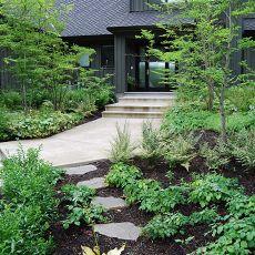 家庭阳台花园设计