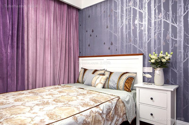 美式新古典儿童房室设计图片