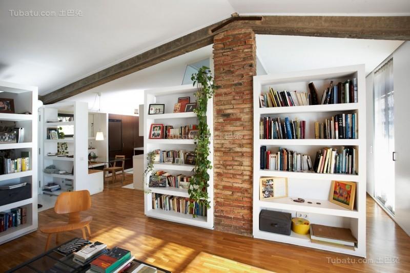 创意北欧风格公寓设计图片