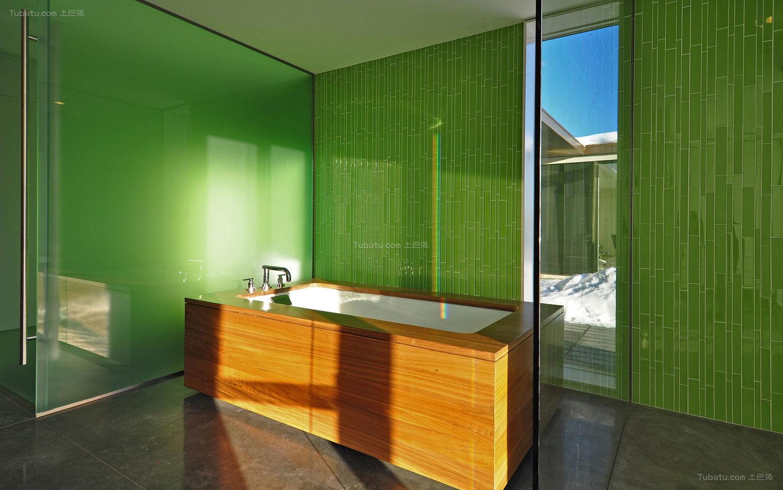 简约创意卫浴设计效果图