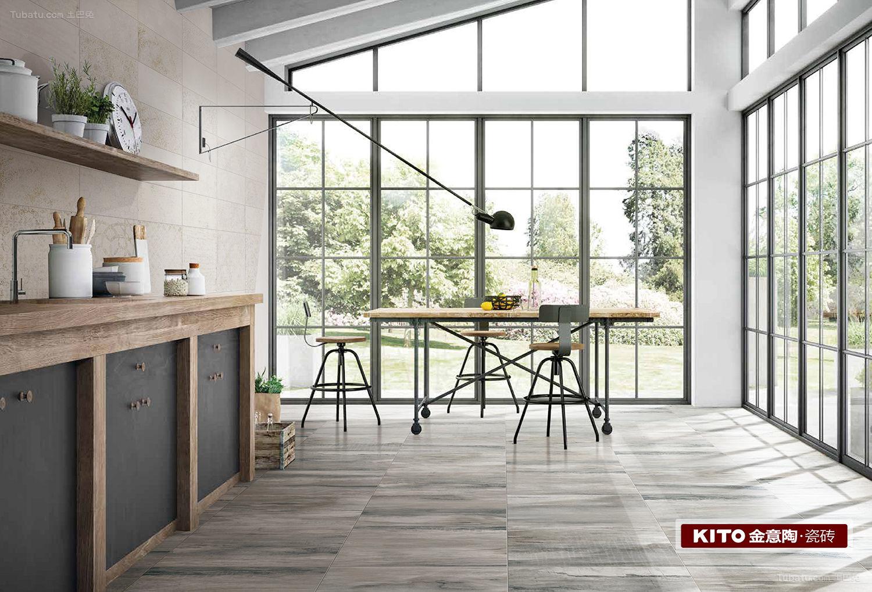 简约大户型设计效果图厨房