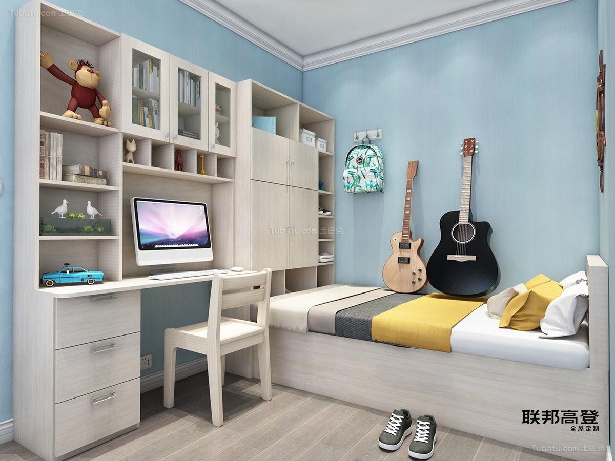 舒适多功能儿童房